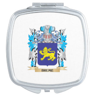 Brume Coat of Arms Mirrors For Makeup