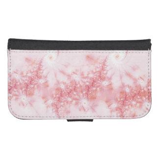 Brume de Rose Galaxy S4 Wallet Cases