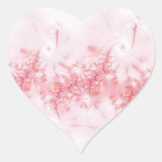 Brume de Rose Heart Sticker