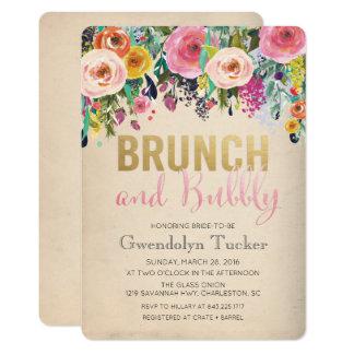 Bridal Shower Brunch Invitations & Announcements | Zazzle