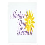 Brunch del día de madres comunicados