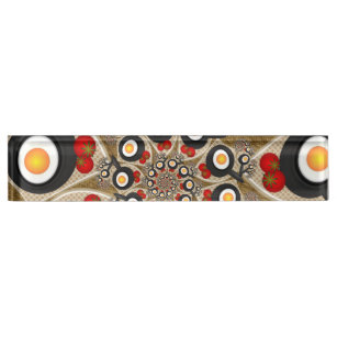 Egg Desk Name Plates | Zazzle