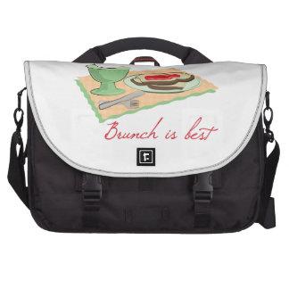 Brunch is Best Laptop Bags