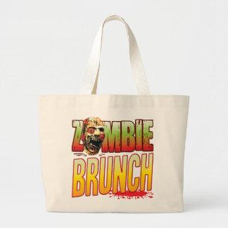 Brunch Zombie Head Bags