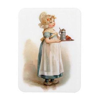 Brundage: A Knickerbocker Maid Magnet