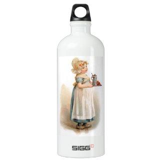 Brundage: A Knickerbocker Maid SIGG Traveler 1.0L Water Bottle