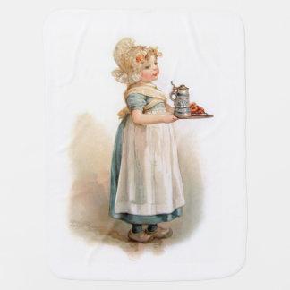 Brundage: A Knickerbocker Maid Swaddle Blanket