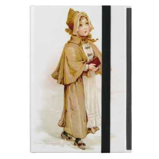 Brundage: A Young Puritan Cover For iPad Mini