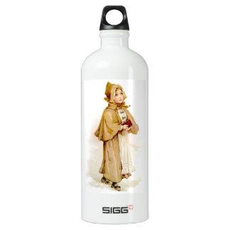 Brundage: A Young Puritan SIGG Traveler 1.0L Water Bottle