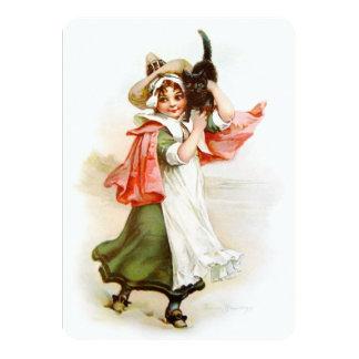 Brundage: Little Salem Witch Card