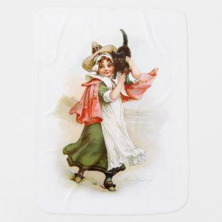 Brundage: Little Salem Witch Swaddle Blanket
