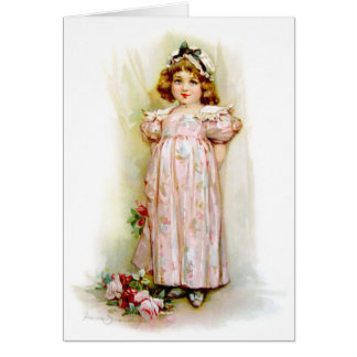 Brundage: The Governor's Daughter Greeting Card