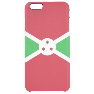 Brundi Clear iPhone Case