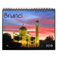 brunei 2016 calendar