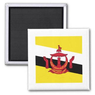 Brunei BN 2 Inch Square Magnet