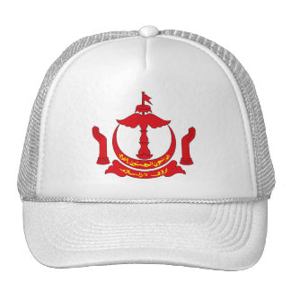 Brunei Coat of Arms Hat