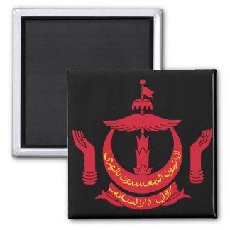 brunei emblem magnet