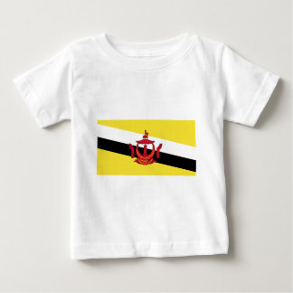 Brunei Flag Baby T-Shirt