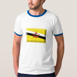 Brunei Flag Jewel T-Shirt