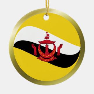 Brunei Flag Ornament