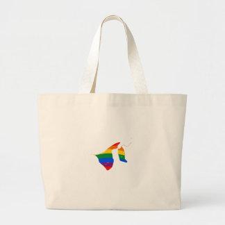 BRUNEI GAY PRIDE TOTE BAGS