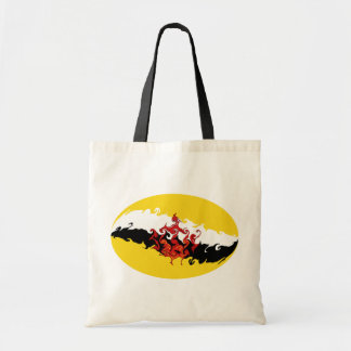 Brunei Gnarly Flag Bag