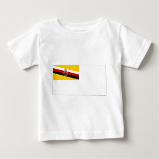 Brunei Naval Ensign Flag Baby T-Shirt