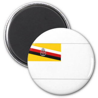 Brunei Naval Ensign Flag Magnet