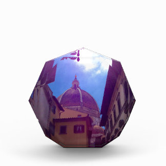 Brunelleschi Dome in Florence, Italy Acrylic Award