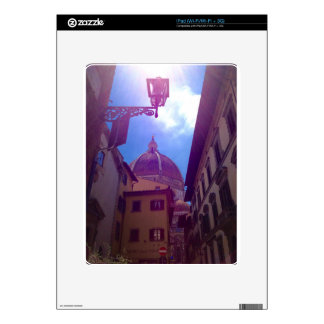 Brunelleschi Dome in Florence, Italy Skin For The iPad