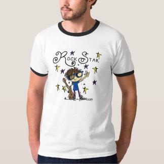 Brunette Rock Star T-Shirt
