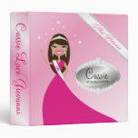 Brunette rosado de TT-Srta. Beauty princesa el | B