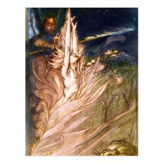 Brunhilde Postcard