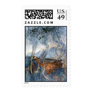 Brunhilde's skirt Stamps