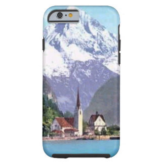 Brunnen Lake Lucerne iPhone 6 Case