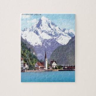 Brunnen, Lake Lucerne Jigsaw Puzzles