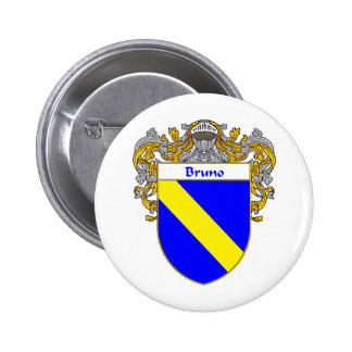 Bruno Coat of Arms (Mantled) Buttons
