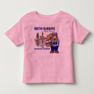 Bruno in Croatia Toddler T-shirt