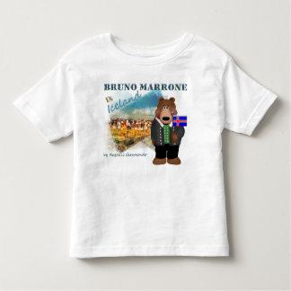 Bruno in Iceland Toddler T-shirt