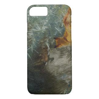 Bruno Liljefors - Stalking Fox iPhone 8/7 Case