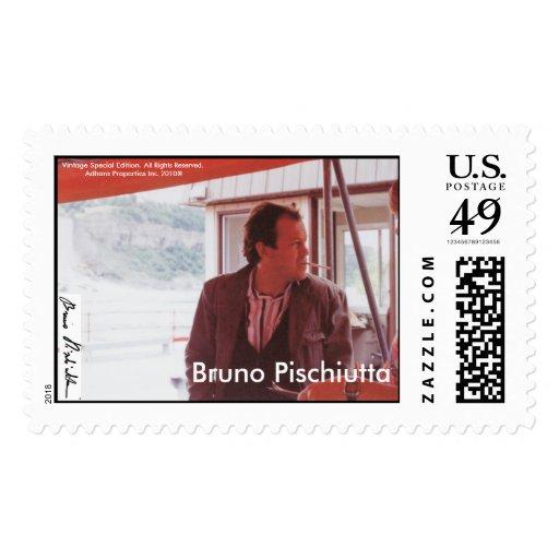 BRUNO PISCHIUTTA Stamps