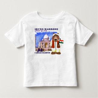 Bruno visits the Taj Mahal Toddler T-shirt