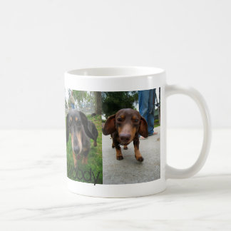 Bruno & Woody Coffee Mug
