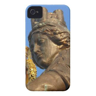 Brunonia, part of Quadriga on Brunswick Castle iPhone 4 Case