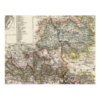 Brunswick y Wolfenbutte Alemania Postales