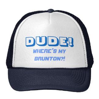 Brunton Compass Hat