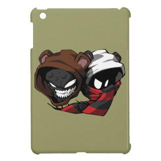 Brunzy and Grimz iPad mini case