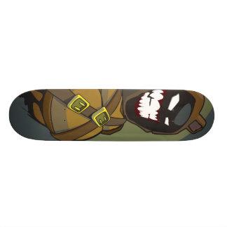brunzyboard skate board deck