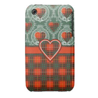 Brus clan Plaid Scottish kilt tartan Case-Mate iPhone 3 Case