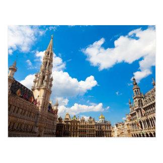 Bruselas 01A Postal